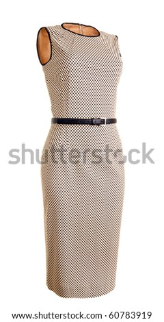 Elegant business dress