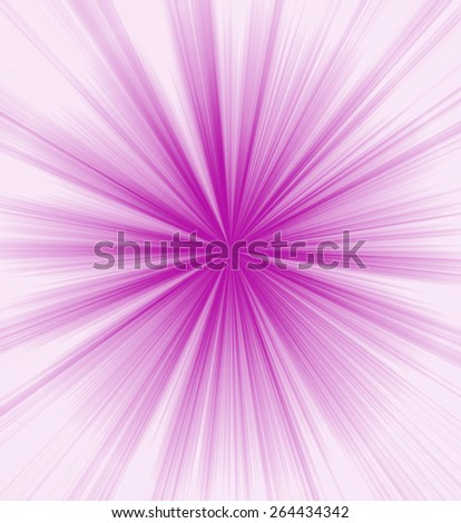 Elegant design with a burst - stock photo