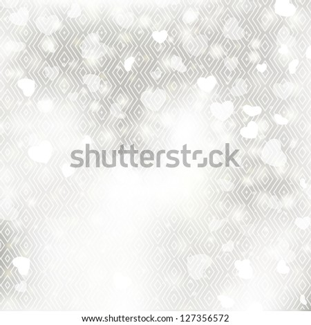 Elegant festive abstract background. For vector version, see my portfolio. - stock photo