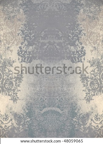 Elegant metallic texture. More of this motif and more textures & decors in my port. - stock photo