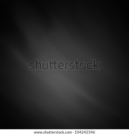 elegant monochrome black and white background with abstract center spotlight, gray black background elegant  vintage grunge background texture blur - stock photo
