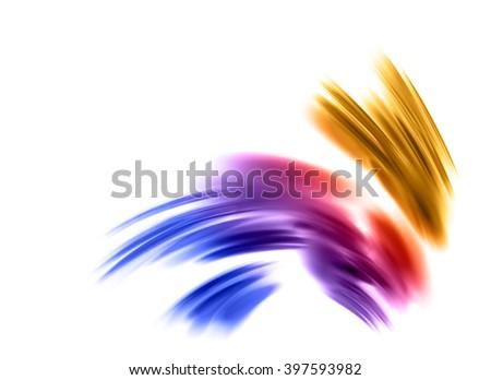 element of beautiful elegance design background - stock photo