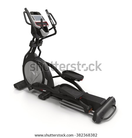pics of elliptical machine
