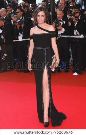 Elodie Bouchez at the 60th anniversary gala at the 60th Annual International Film Festival de Cannes. May 20, 2007  Cannes, France.  2007 Paul Smith / Featureflash