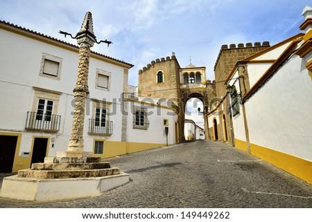 Elvas, Alentejo, Portugal, Europe - stock photo