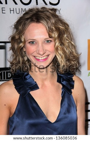 "Emanuela Galliussi at the ""Errors Of The Human Body"" Special Screening, Arena Cinema, Hollywood, CA 04-19-13"