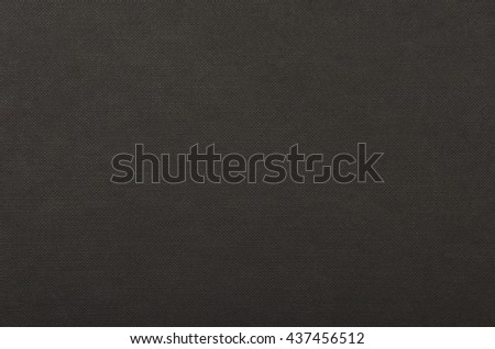 Embossed peper background, black color, close up - stock photo