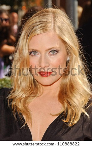 Emily Procter at the 2007 Primetime Creative Arts Emmy Awards. Shrine Auditorium, Los Angles, CA. 09-08-07