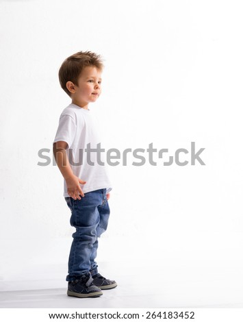 Emotion, surprise, trendy, response,  - stock photo