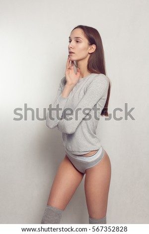 Nude Young Girls In Socks