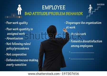 employee attitude and behaviour search within Employee attitude  employee attitudes and job satisfaction  to part ways should this happen within the  dynamics and employee attitude.