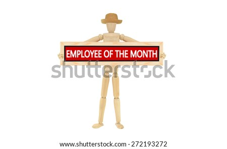 Employee of the month Stock Photos, Images, & Pictures ...
