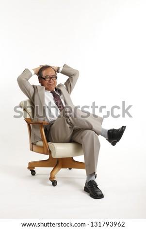 Employers suffering - stock photo