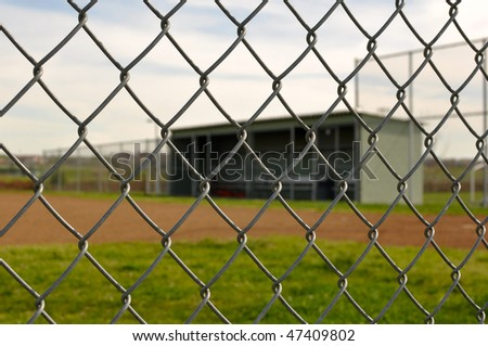 Baseball Dugout Stock Images Royalty Free Images
