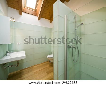 empty flat - stock photo