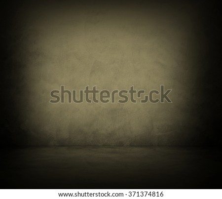 empty interior background - stock photo