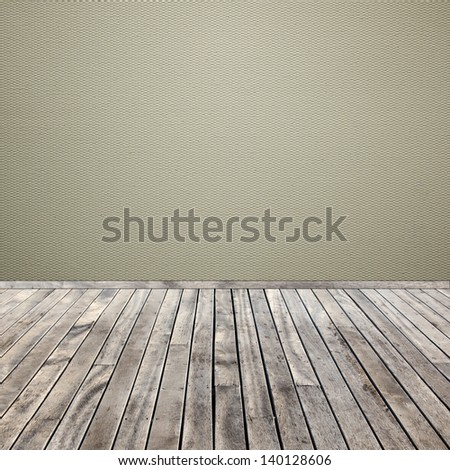 empty interior room - stock photo