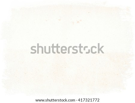 empty old vintage paper background. Paper texture - stock photo