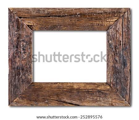 Wood Frame Stock Images RoyaltyFree Images Vectors Shutterstock