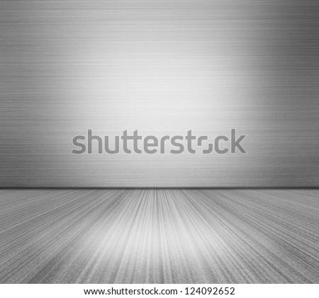 empty room background - stock photo