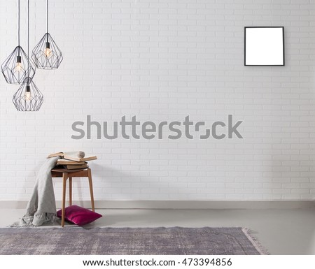 Empty Living Room Stock Images RoyaltyFree ImagesVectors