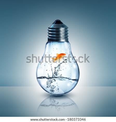 energy change concept  - stock photo