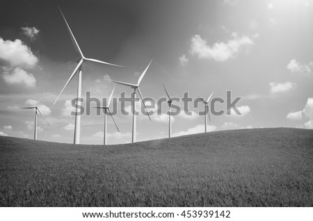 Energy Conservative Field Environmental Clean Concept
