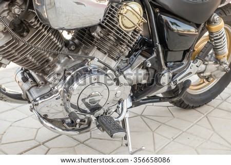 Engine Motorcycles