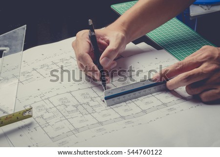 Engineering diagram blueprint paper drafting project stock photo engineering diagram blueprint paper drafting project stock photo 100 legal protection 544760122 shutterstock malvernweather Choice Image