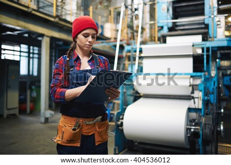 Engineering notes - stock photo