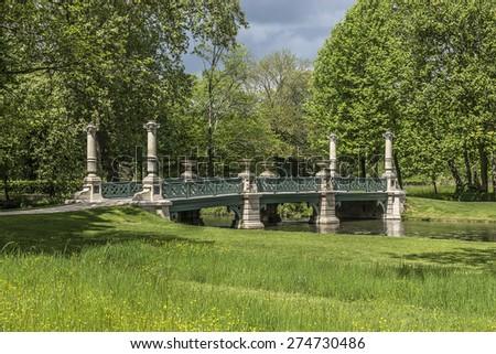 Shutterstock for Jardin anglais chantilly