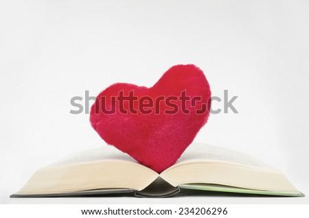 enjoy reading - stock photo