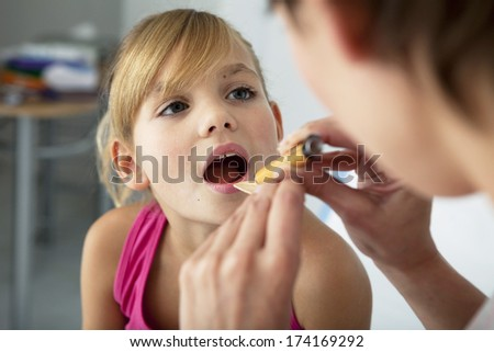 Ent, Child - stock photo
