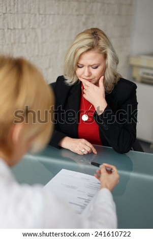 Entrepreneur in bankrupt, business failure - stock photo