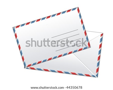 envelope cover background
