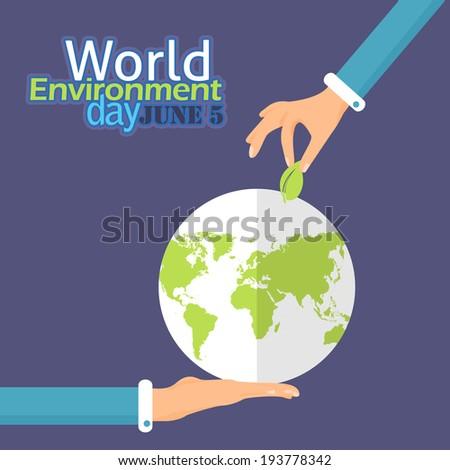 Environment Day - stock photo