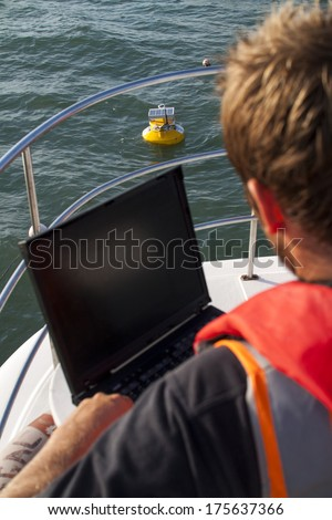 Environmental Scientist - stock photo