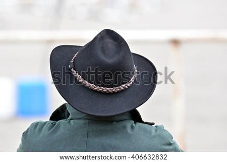 Equine hat - stock photo