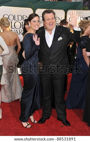Eric Stonestreet at the 68th Annual Golden Globe Awards at the Beverly Hilton Hotel. January 16, 2011  Beverly Hills, CA Picture: Paul Smith / Featureflash