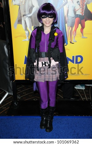 "Erin Sanders at the ""Megamind"" Los Angeles Premiere, Chinese Theater, Hollywood, CA. 10-30-10"