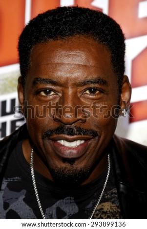 Ernie Hudson at the Los Angeles premiere of 'Nobel Son' held at the Egyptian Theatre in Hollywood on December 2, 2008.  - stock photo