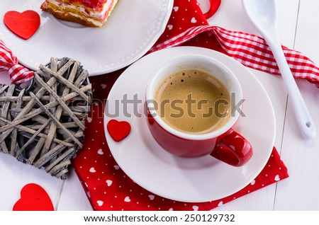 Espresso - stock photo