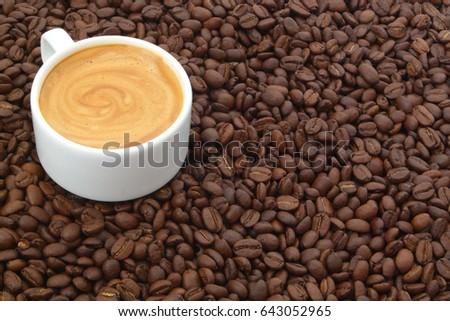 stock-photo-espresso-coffee-cup-on-roast