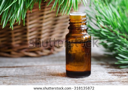 Essential pine oil