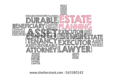 Estate Planning - stock photo
