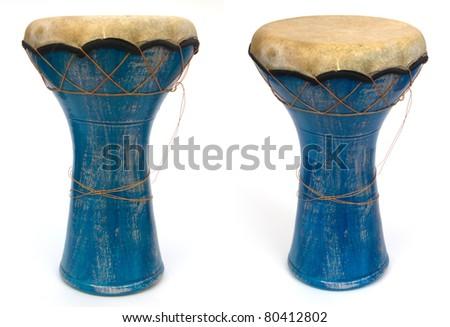 Ethnic drum, percussion, tom tom - stock photo