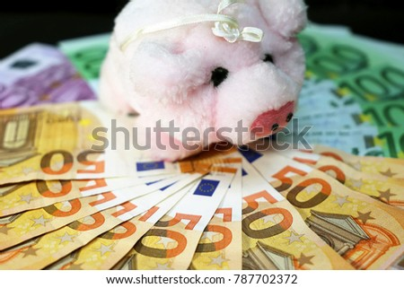 Good Luck Money Symbols Stock Images Royalty Free Images Vectors