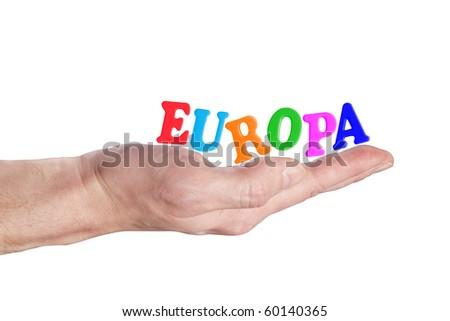 europa 3 - stock photo