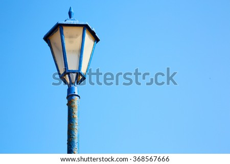 europe in    the sky of italy lantern    and   abstract illumination