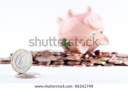 European Economy Crisis - stock photo